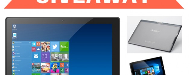 Free Giveaway – Get Free Dual OS 10.1 inch Windows 10 + Android 5.1 Tablet PC!
