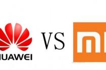 Xiaomi Vs Huawei, Two of China's Smartphone Giants go head-to-head