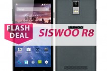 Chinavasion Flash Deal: Buy the Siswoo Monster R8 Smartphone for $129.99 For a Limited Time Only
