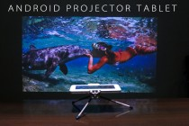 Top Electronic Videos of the Week: Android Projector Tablet, Ulefone U007 Smartphone and 1200 Lumen Projector