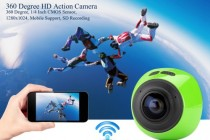 """Top Electronic Videos of the Week: 360 Degree HD Action Camera, Handheld Photo LED516AS Light, Android Phone Watch """"Z9"""" and more"""