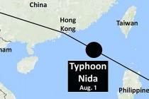Chinavasion Closed on Tuesday due to Typhoon Nida