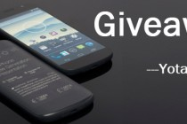 Giveaway – Yotaphone 2, One phone, Two Displays Free in Chinavasion Now !