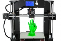 Chinavasion Choice: Assemble Your Own 3D Printer And Create Anything Your Mind Can Imagine