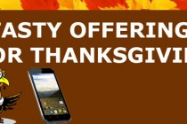 Thanksgiving Tasty Offerings from Chinavasion – Win a Free Rugged Phone
