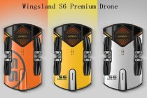 Chinavasion Choice: Meet The Crown Jewel Of The Drone Industry – Wingsland S6 Premium Drone