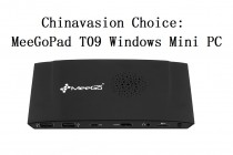 Chinavasion Choice: Rock Your World With The MeeGoPad T09 Windows Mini PC