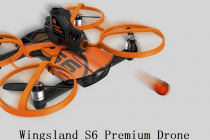 Top Electronic Videos Of The Week: Conquer The Skies With The Wingsland S6 Drone