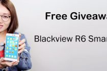 Chinavasion Giveaway – A Free Blackview R6 Smartphone!