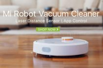Vacuuming Just Got Fun with the Xiaomi Mi Robot Vacuum Cleaner