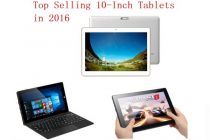 The Most Popular Ten-Inches Tablet PCs In 2016