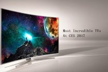 These Are The Three Most Incredible Televisions Unveiled At CES 2017