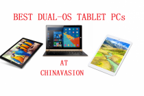 3 Best Dual-OS [Android + Windows] Tablets Available in 2017 At Chinavasion