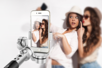 Chinavasion Choice: Take Your Mobile Phone Photography To The Next Level With A Handheld Smartphone Gimbal