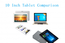 Best 10 Inch Tablet Comparison 2017