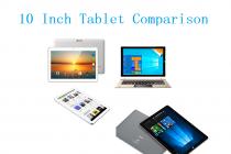 Best 10″ Tablet Comparison 2017