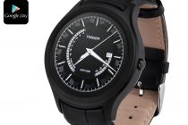 Android Smart Watch – Secondary Phone Located right on Your Wrist!
