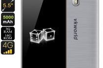 VK World G1 – Budget Android Phone packed with High-End Specifications!