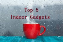 5 Cool Electronic Gadgets For Rainy Summer Days