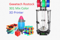 The Best 3-In-1 Mix Color 3D Printer