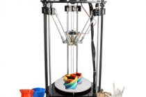 Geeetech Rostock 301 Mix Color 3D Printer And More – Top Electronic Videos Of The Week