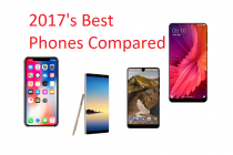 2017 Flagship Android Phones Compared