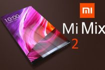 Xiaomi Mi Mix 2 Android Phone Launched Today