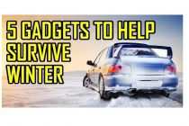 5 Car Accessories That Get You Through The Winter