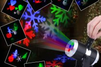 LED Light Projector, Magic Ball Light, And More – Top Electronic Videos Of The Week