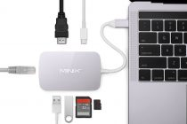 MINIX USB-C Hub Connects Your Laptop To Any Gizmo
