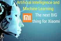 Artificial Intelligence and Machine Learning- The next BIG thing for Xiaomi
