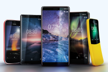 Noika Launch a Quartet of Smartphones at the MWC