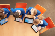 How tablets help students learn?