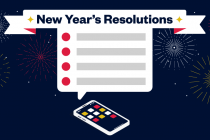 5 Apps That Will Help You Stick To Your New Year Resolutions