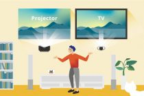 Projector vs TV: Which Is Better For Your Home Entertainment?