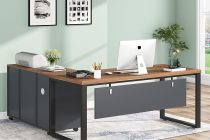 Build Your Own Workspace With These Home Office Furniture